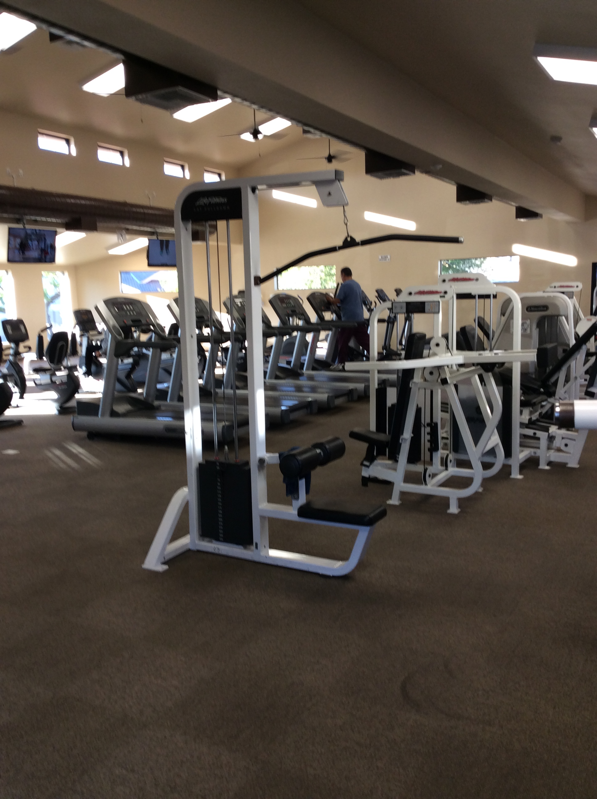 Fitness Center The Villages Golf And Country Club