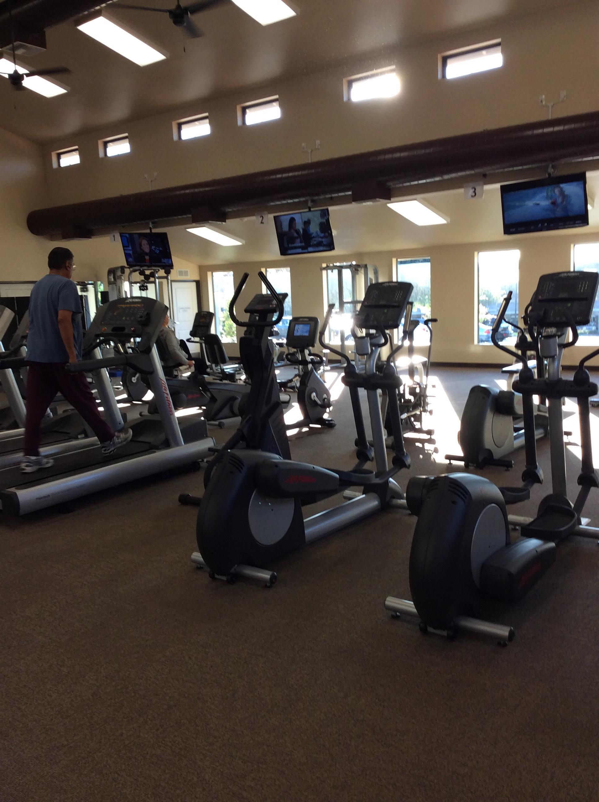 3 Fitness Center