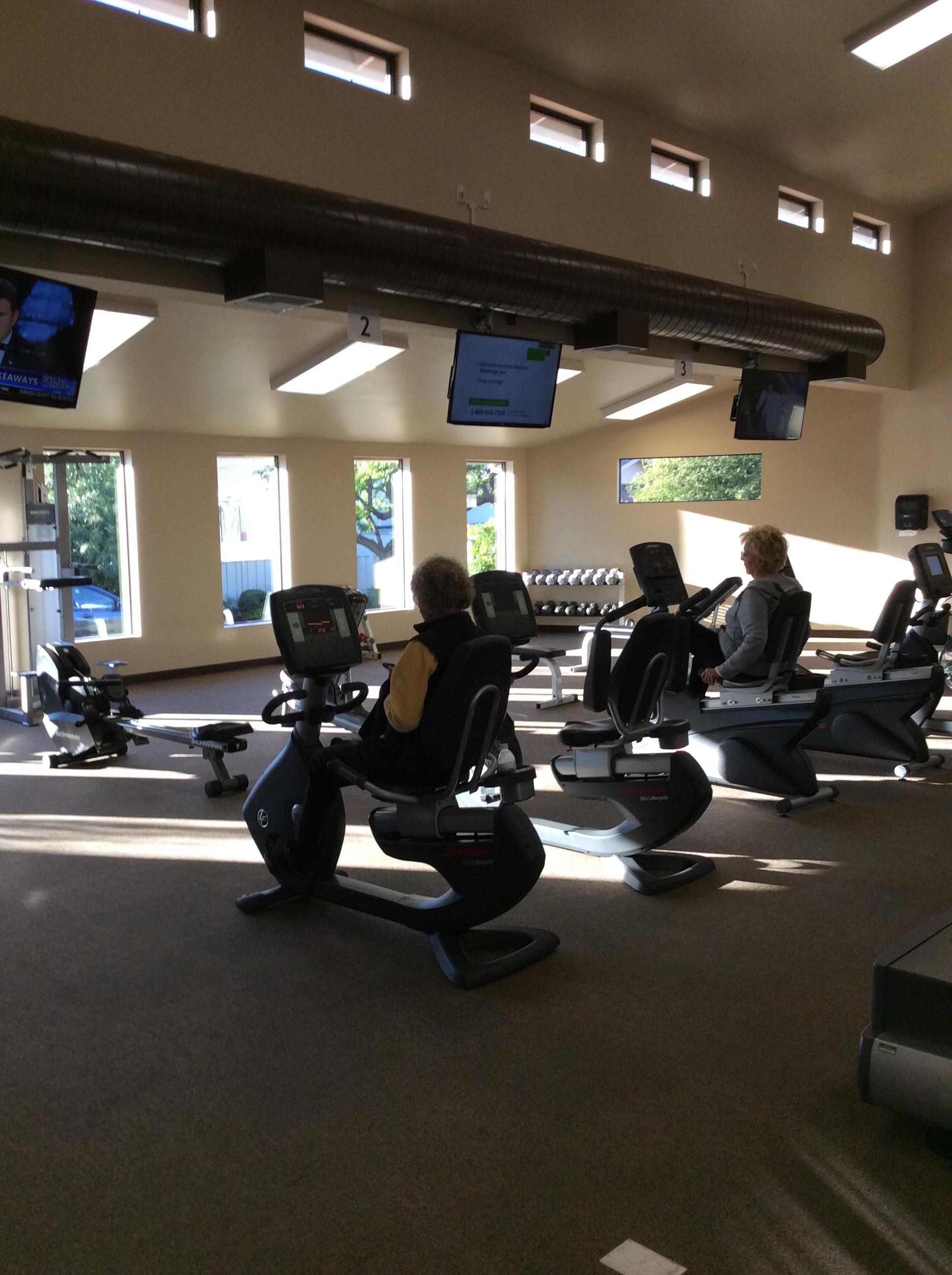 4 Fitness Center